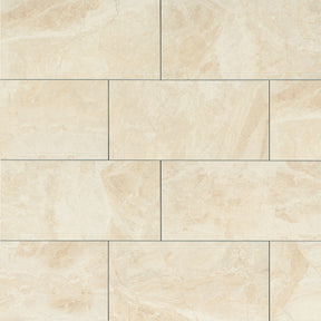 "Classic 12"" X 24"" Floor & Wall Tile in Cremino, Sold by the Carton"
