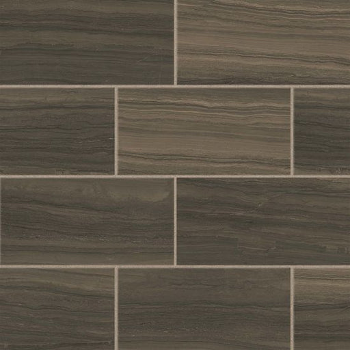 "Highland 12"" x 24"" Floor and Wall Tile in Cocoa, Sold by the Carton"