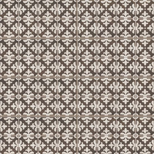 "Palazzo 12"" x 24"" Decorative Tile in Antique Cotto Florentina, Sold by the Carton"