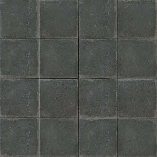 "Palazzo 12"" x 12"" Floor and Wall Tile in Castle Graphite, Sold by the Carton"