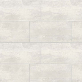 "Simply Modern 12"" X 24"" Floor & Wall Tile in Creme, Sold by the Carton"