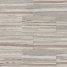 "Zebrino 12"" X 24"" Floor & Wall Tile in Bluette, Sold by the Carton"