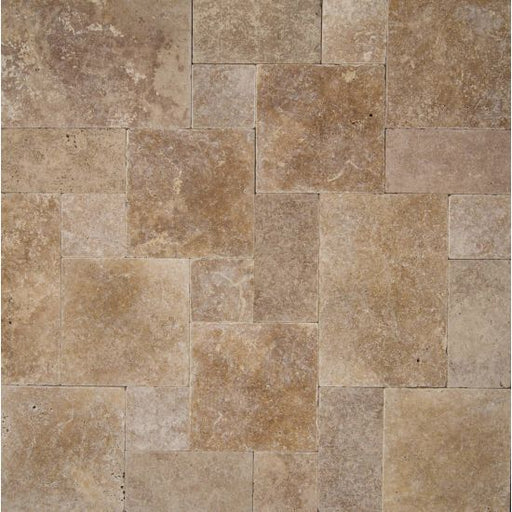 Cobblestone Brown Paver Set, Sold by the SF
