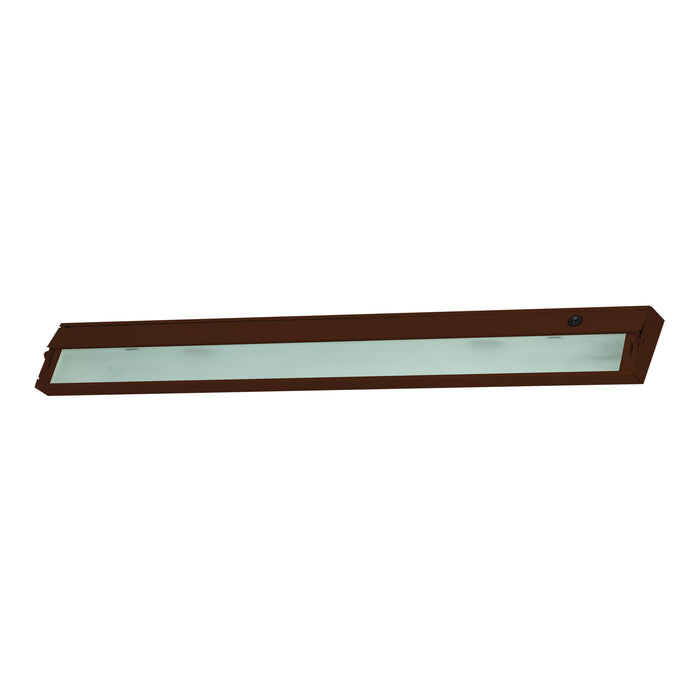 Thomas Lighting A048UC/15 Aurora 6 Light Utility Light In Bronze Bronze