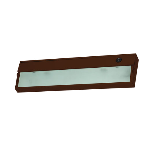 Thomas Lighting A109UC/15 Aurora 1 Light Utility Light In Bronze Bronze