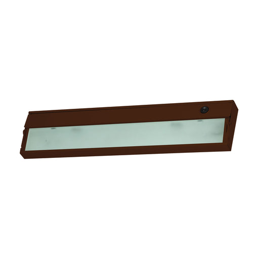 Thomas Lighting A117UC/15 Aurora 2 Light Utility Light In Bronze Bronze