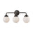 Thomas Lighting CN120311 Beckett 3 Light For The Bath In Oil Rubbed Bronze Oil Rubbed Bronze