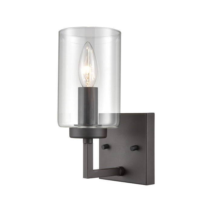 Thomas Lighting CN240171 West End 6 Light Wall Sconce In Oil Rubbed Bronze Oil Rubbed Bronze