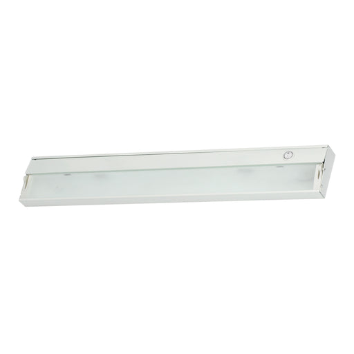 "ELK Lighting HZ026RSF ZeeLite Xenon 12V - 3 Light, 26"" W/ Lamps White Finish White Free Parcel Delivery"
