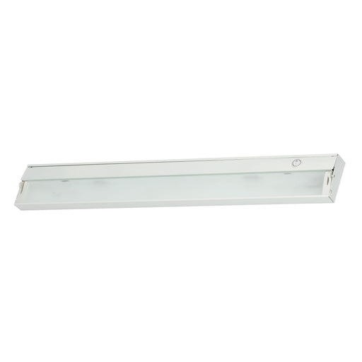 "ELK Lighting HZ035RSF ZeeLite Xenon 12V - 4 Light, 34 1/2"" W/ Lamps White Finish White Free Parcel Delivery"