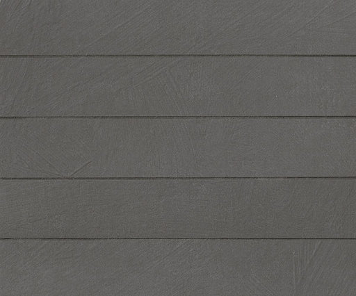"Abitare La Terra 16"" x 2.5"" Floor and Wall Tile in Graphite, Sold by the Carton"