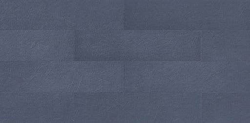 "Abitare La Terra 32"" x 8"" Floor and Wall Tile in Genziana, Sold by the Carton"