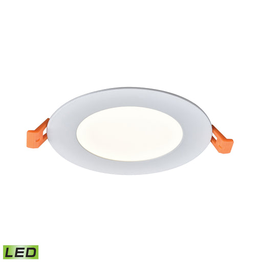 "Thomas Lighting LR10044 Mercury 4"" Round Recessed Light In White - Integrated LED White"