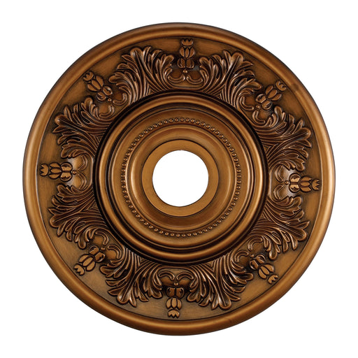 ELK Lighting M1004AB Laureldale Medallion 21 Inch In Antique Bronze Finish Antique Bronze Free Parcel Delivery
