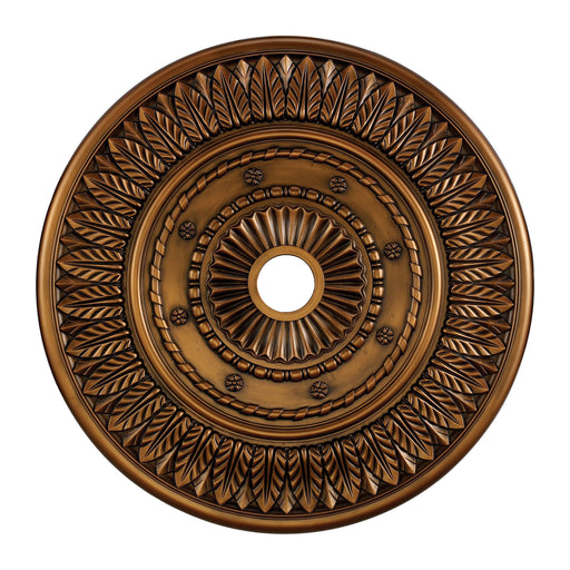 ELK Lighting M1013AB Corinna Medallion 33 Inch In Antique Bronze Finish Antique Bronze Free Parcel Delivery