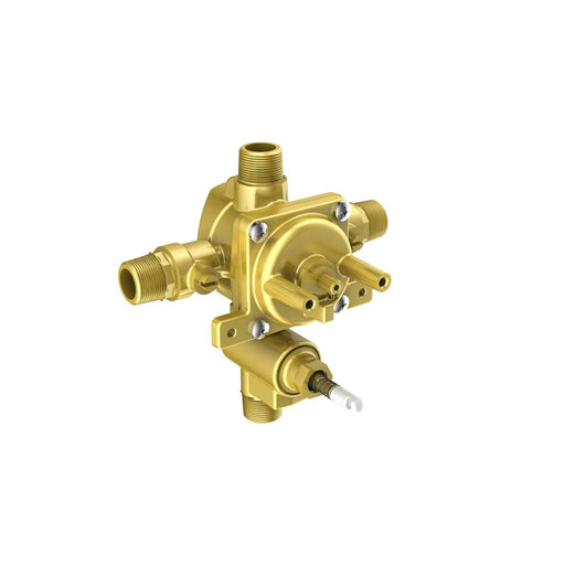in2aqua 4-Port Pressure Balance Valve, With Diverter, Without In2itiv Rough-In Mounting System 1000 2 98 2 Free Parcel Delivery