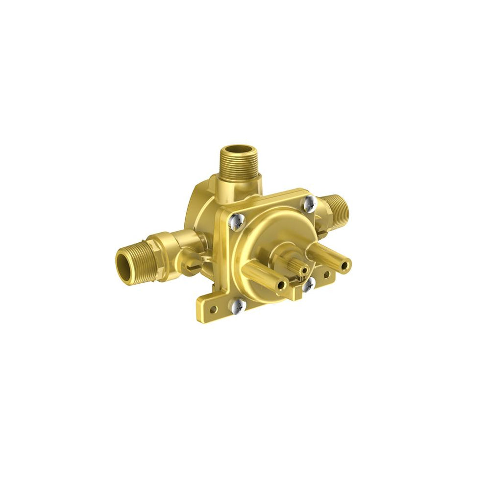 in2aqua 3-Port Pressure Balance Valve, Without Diverter, Without In2itiv Rough-In Mounting System 1001 2 98 2 Free Parcel Delivery
