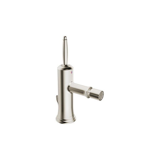 in2aqua Classic single-lever bidet mixer, brushed nickel 1021 1 20 2 Free Parcel Delivery