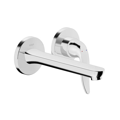 in2aqua Style 2-hole in-wall for wash basin, chrome 1030 2 00 2 Free Parcel Delivery