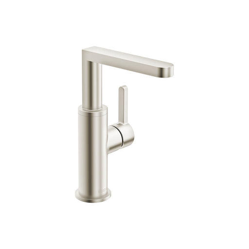 in2aqua Edge single-hole side-lever basin mixer with pop-up, brushed nickel 1045 1 20 2 Free Parcel Delivery