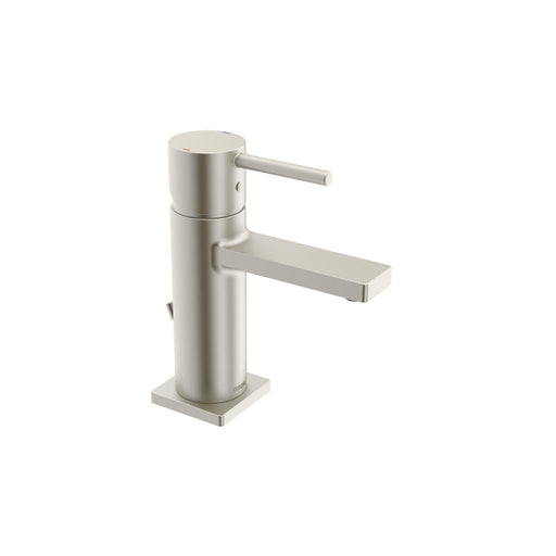 in2aqua Lana X single-lever basin mixer, brushed nickel 1176 1 20 2 Free Parcel Delivery
