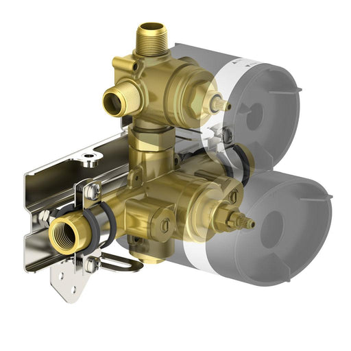 in2aqua In2itiv Thermostatic 3-Way Valve Rough-In (CALGreen) 1191 2 99 2 Free Parcel Delivery