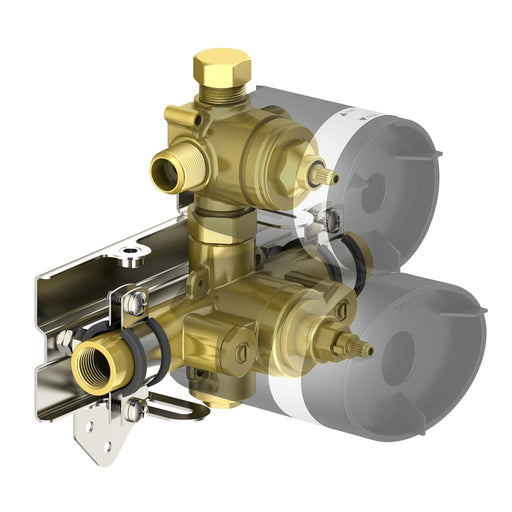 in2aqua In2itiv Thermostatic 2-Way Valve Rough-In 1192 2 99 2 Free Parcel Delivery