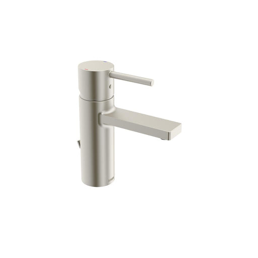 in2aqua Lana single-lever basin mixer, brushed nickel 1222 1 20 2 Free Parcel Delivery