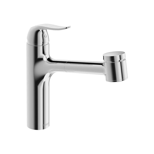 in2aqua Style Single-Lever Kitchen Faucet With Swivel Spout, Pull-Out Spray, Chrome 6002 1 00 2 Free Parcel Delivery