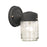 Thomas Lighting SL7157 Essentials 1 Light Wall Lantern In Black Black