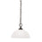 Thomas Lighting SL823463 Tahoe 1 Light Pendant In Painted Bronze Painted Bronze
