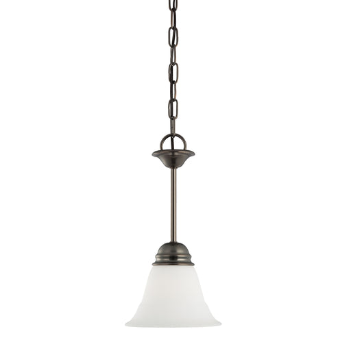 Thomas Lighting SL891515 Bella 1 Light Pendant In Oiled Bronze Oiled Bronze