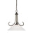 Thomas Lighting SL891615 Bella 1 Light Pendant In Oiled Bronze Oiled Bronze