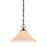 Thomas Lighting TC0022704 Treme 1 Light Pendant In Espresso Espresso