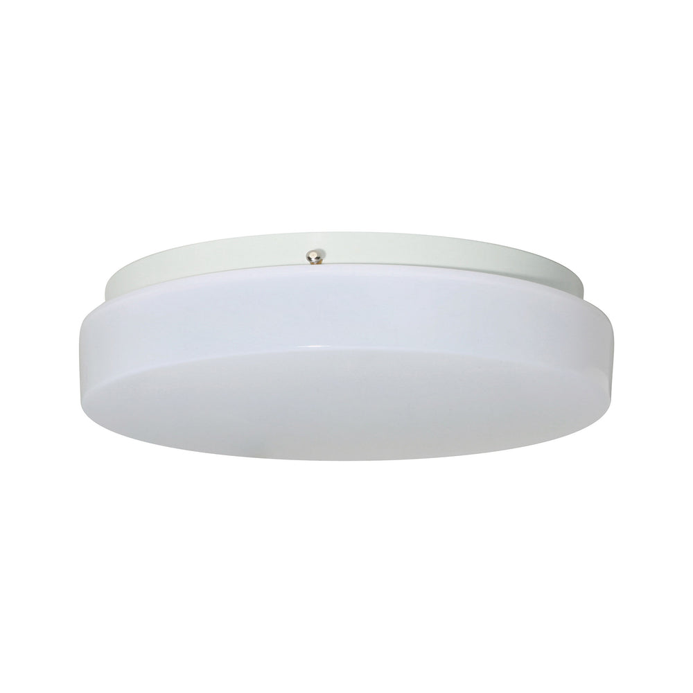 Thomas Lighting TG100234 Essentials 2 Light Flush Mount In White White