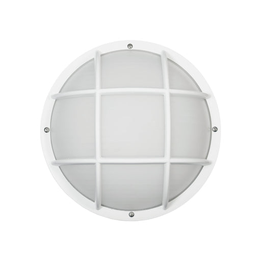 Thomas Lighting TG551174 Essentials 1 Light Outdoor Wall Sconce In White White