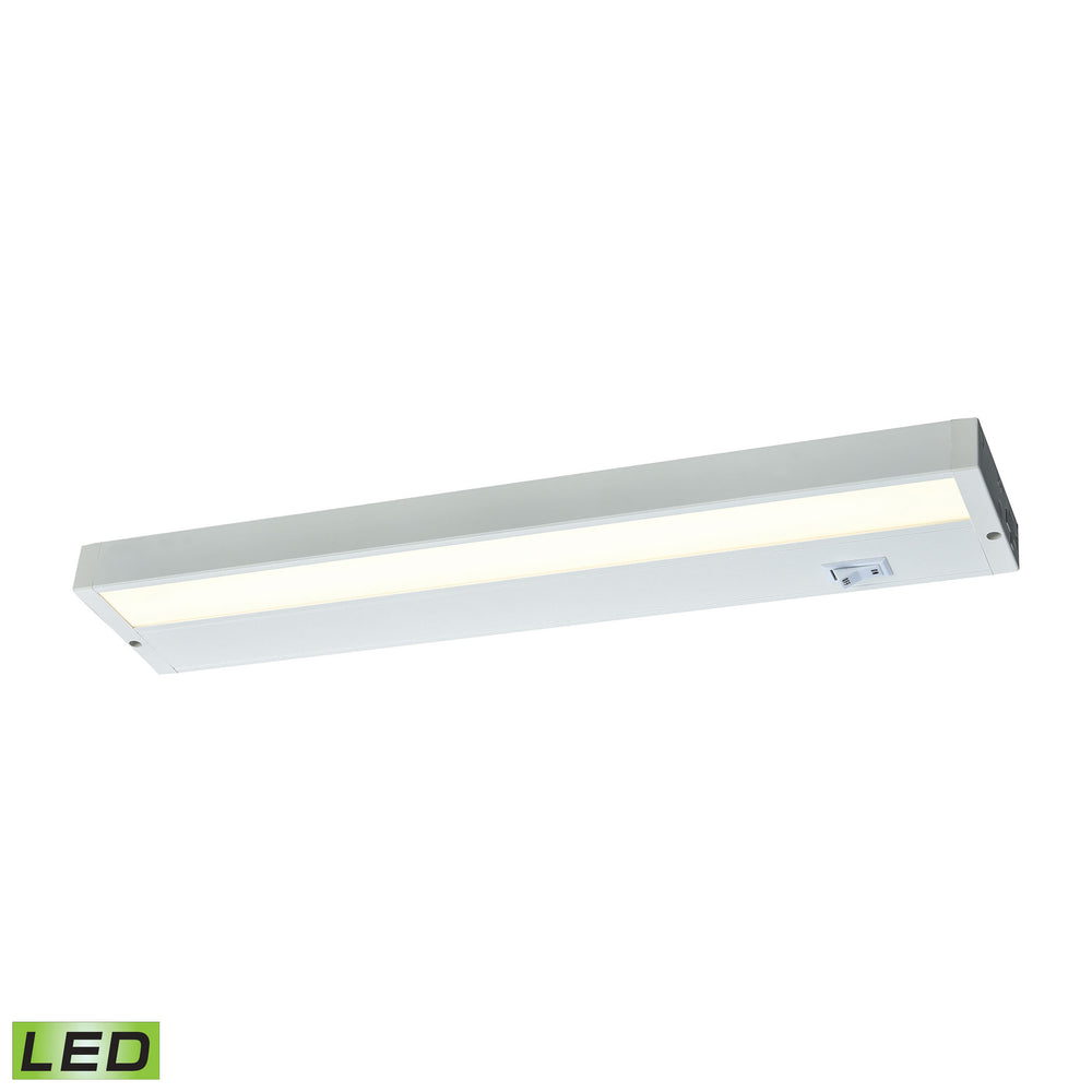 "Thomas Lighting UC181840 18"" Under Cabinet - White White"