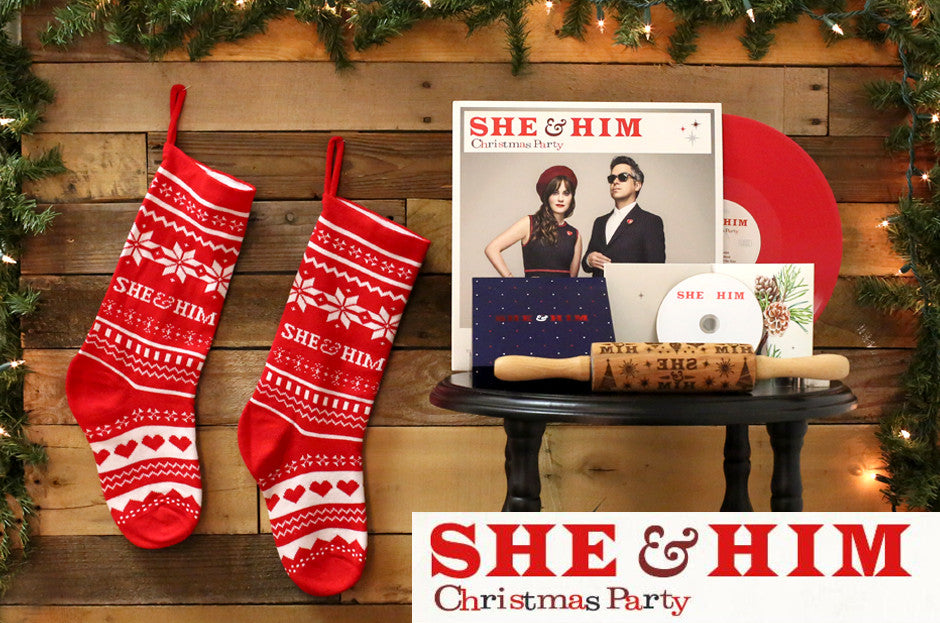 She & Him Official Storefront