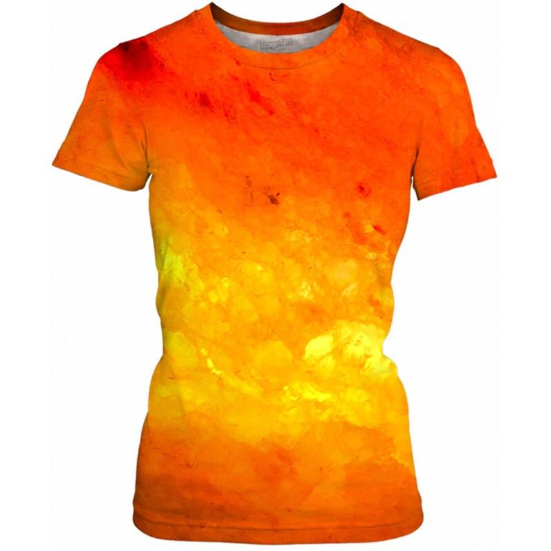 Tangerine Dream Ladies Tee