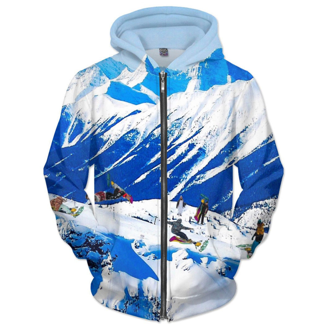 Embrace the Slopes Hoodie