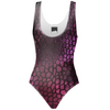 Purple Scales Swimsuit