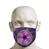 Tortue Violet Face Mask