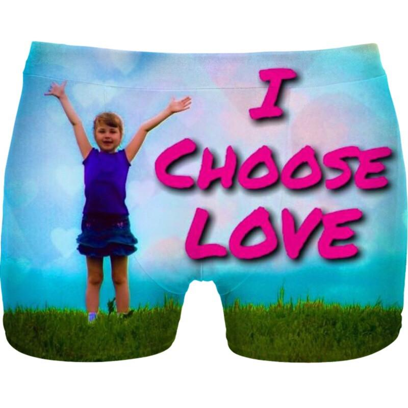 I Choose Love Underwear