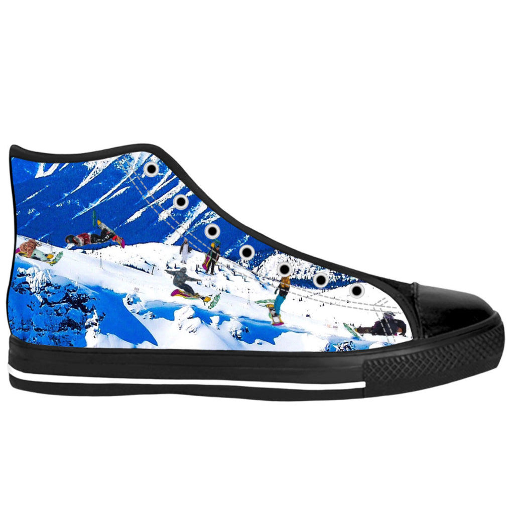 Embrace the Slopes High Top Shoes