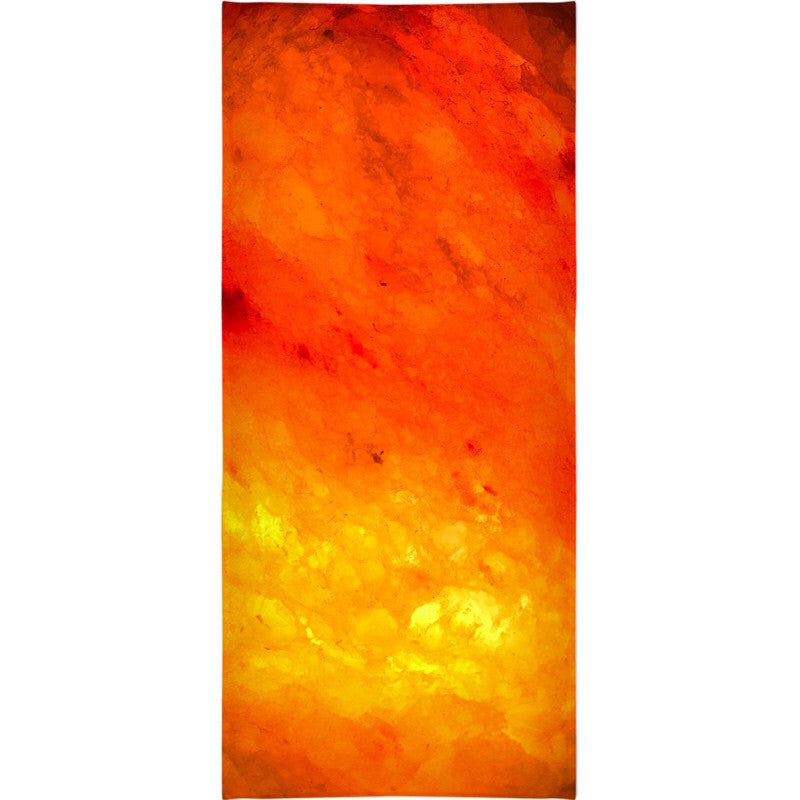 Tangerine Dream Beach Towel