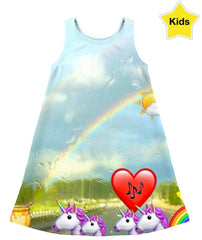 Unicorn Collective Kids Dress