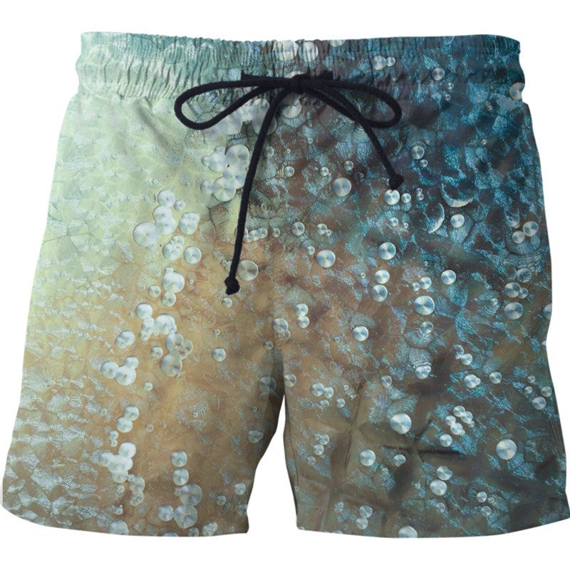 Aqua Bubbles Swim Shorts