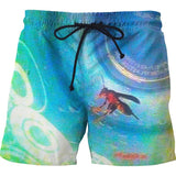 Solo Wasp Swim Shorts