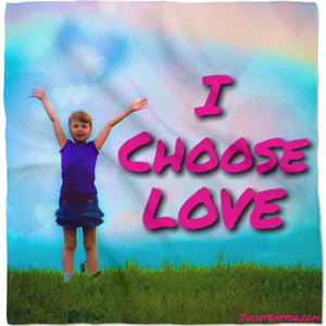 I Choose Love Bandana