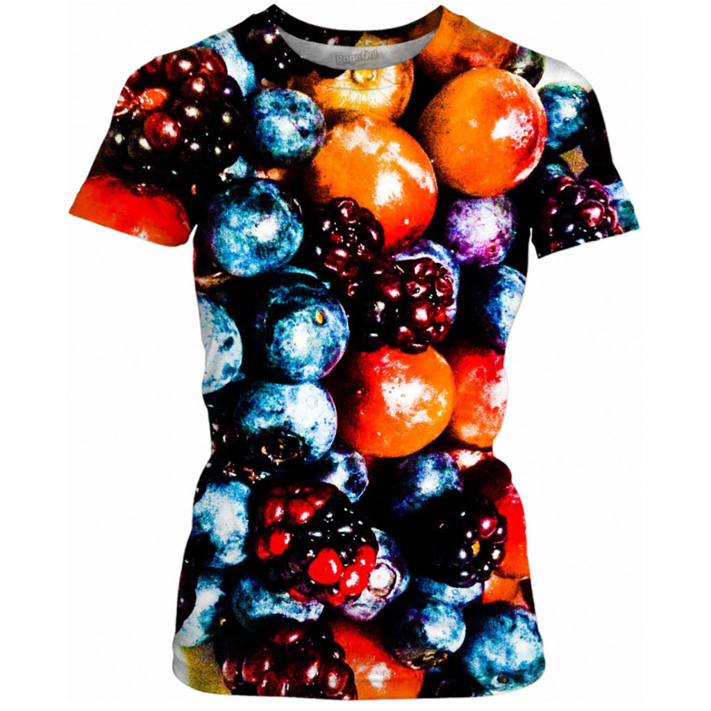 Berries Ladies Tee